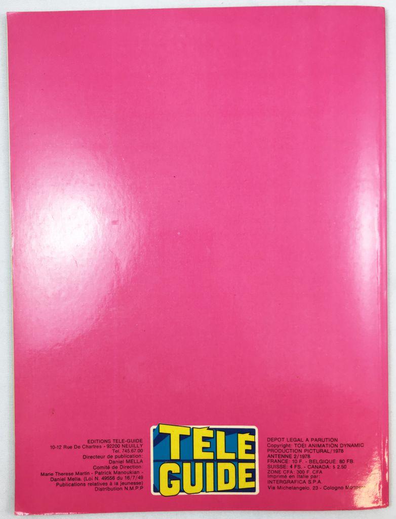 Goldorak - Editions Télé-Guide - Goldorak Spécial N°17