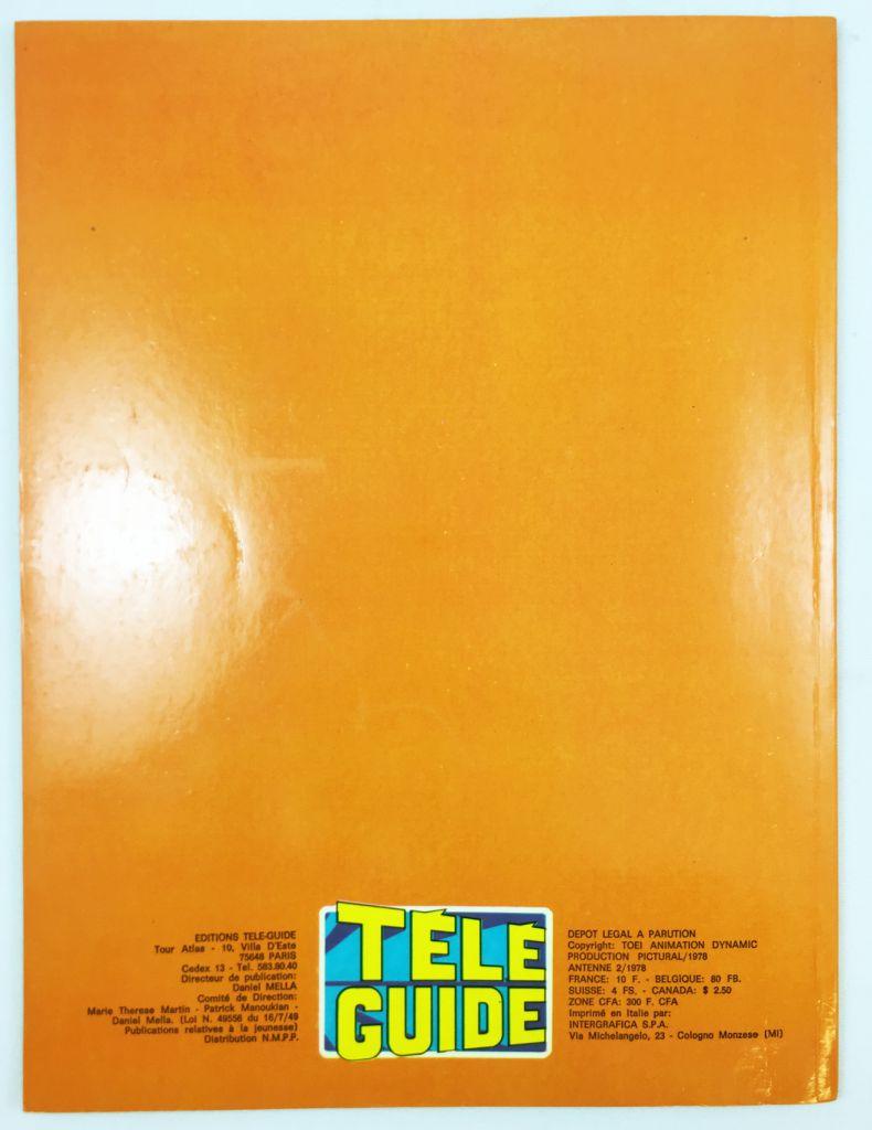 Goldorak - Editions Télé-Guide - Goldorak Spécial N°20