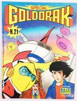 Goldorak - Editions Télé-Guide - Goldorak Spécial N°21