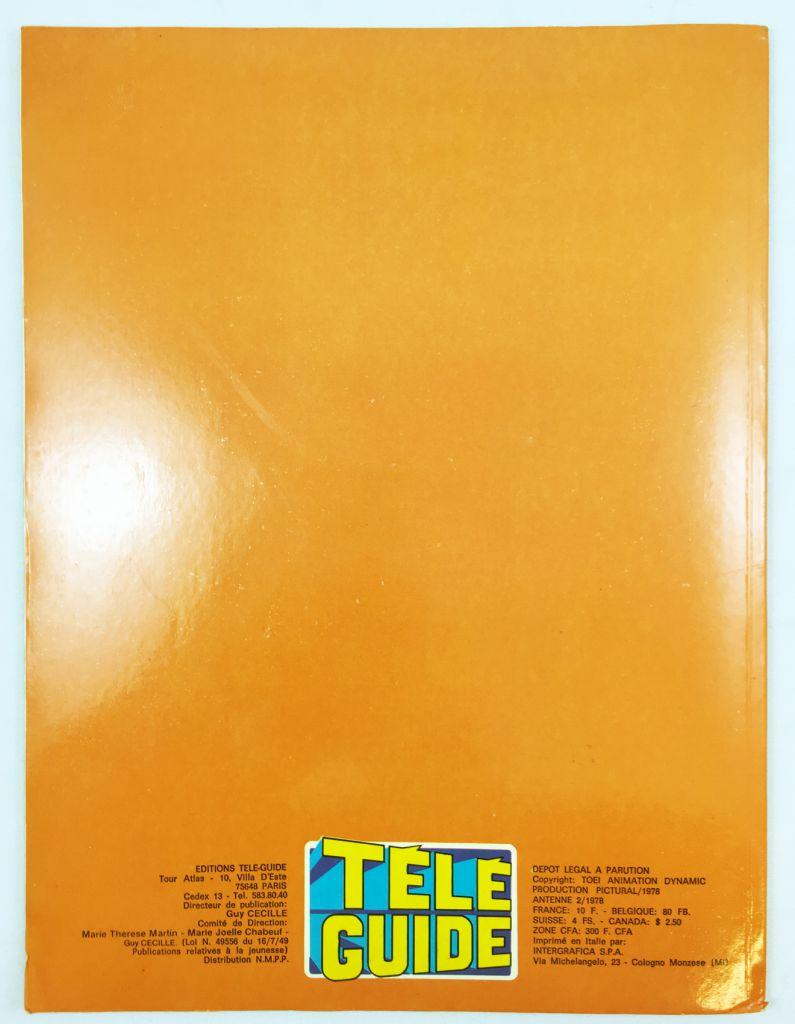 Goldorak - Editions Télé-Guide - Goldorak Spécial N°22