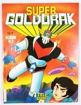 Goldorak - Editions Télé-Guide - Goldorak Super N°2