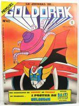 Goldorak - Editions Télé-Guide - Le Journal de Goldorak n°40