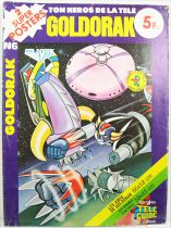 Goldorak - Editions Télé-Guide - Super Poster n°6