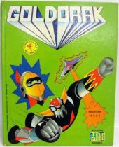 Goldorak - Editions Télé-Guide Prodifu - Goldorak Réédition n°1-2-3