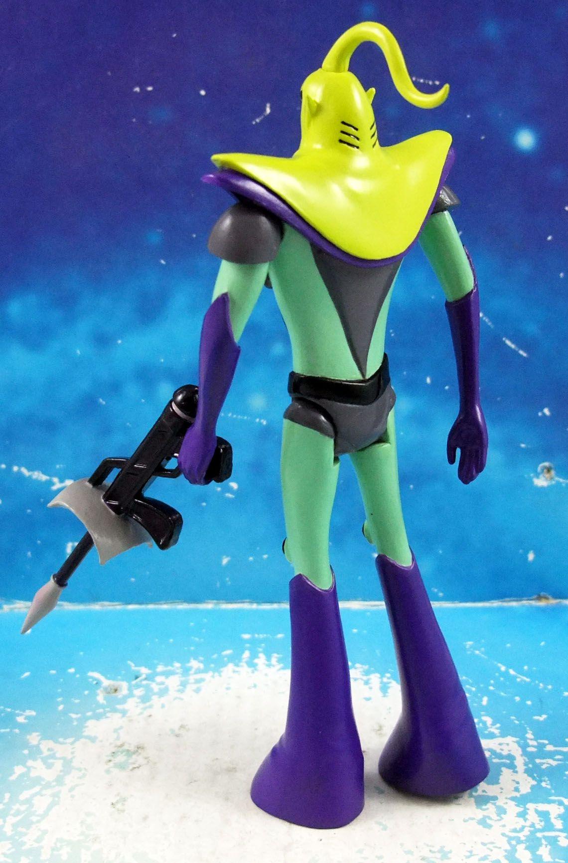 Goldorak - FT02 Soldat de Véga (Vegan Soldier) - Figurine articulée Frankentoys