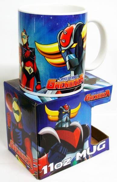 """Goldorak - HL Pro - Mug céramique \""""Mazinger Z & Goldorak\"""""""