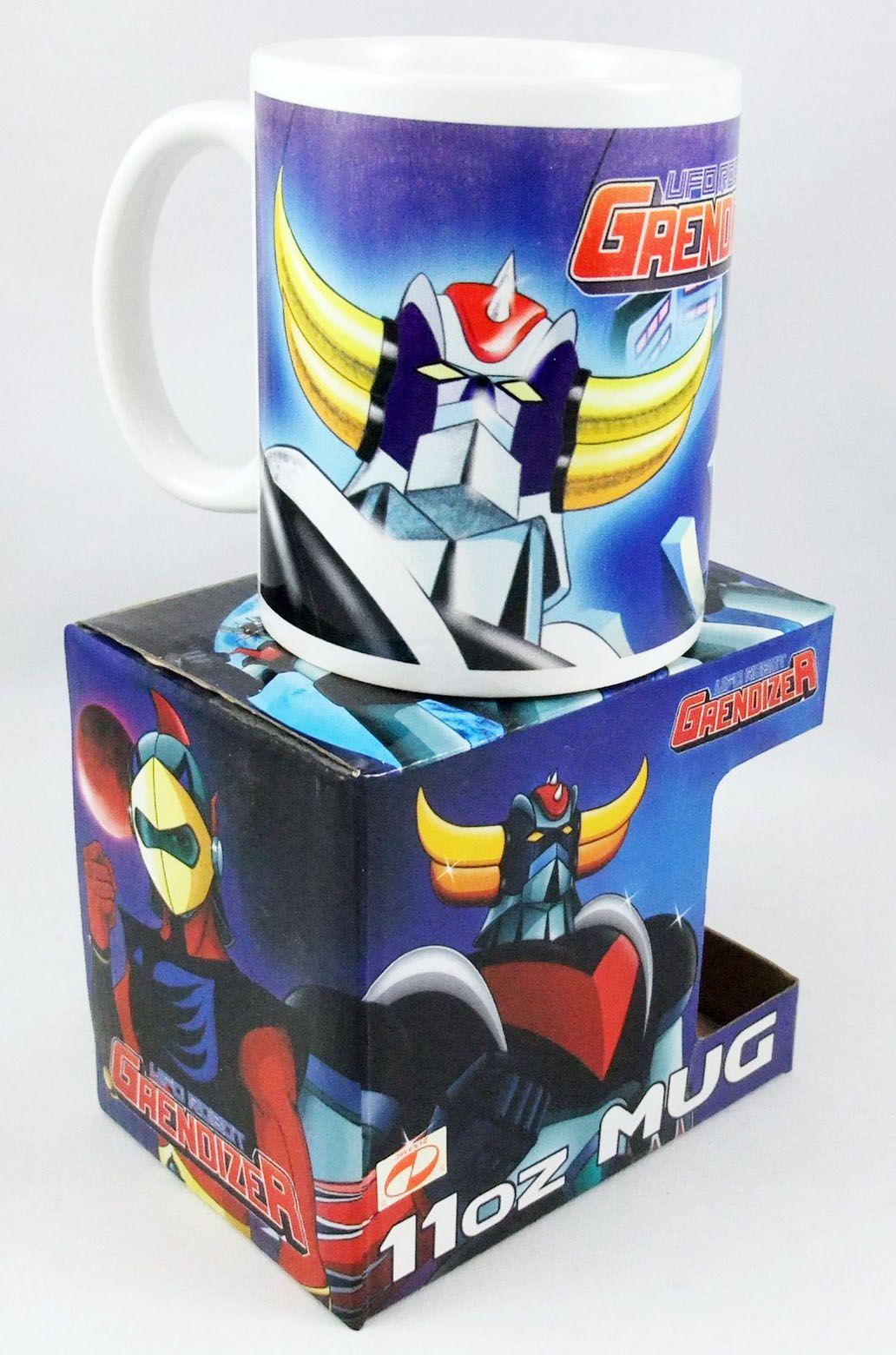"Goldorak - HL Pro - Mug céramique \""Métamorphose\"""