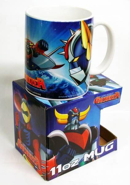 "Goldorak - HL Pro - Mug céramique \""Vega vs Goldorak\"""