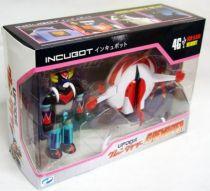 Goldorak - Incubot - Robot clé USB 4go & Soucoupe Hub USB