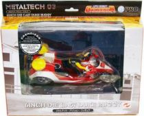 Goldorak - Metaltech 03 - Duke Buggy (La Moto d\'Actarus) - Véhicule die-cast - High Dream