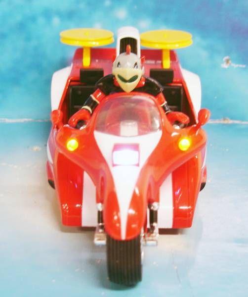 Goldorak - Metaltech 03 - Duke Buggy (La Moto d\'Actarus) - Véhicule die-cast - High Dream