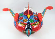 "Goldorak - Soucoupe lumineuse ""Mysterious UFO Flying Saucer\"" (loose)"