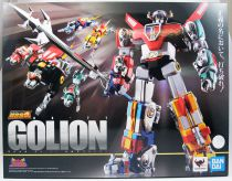 GoLion - Bandai Soul of Chogokin GX-71 - Voltron Defender of the Universe
