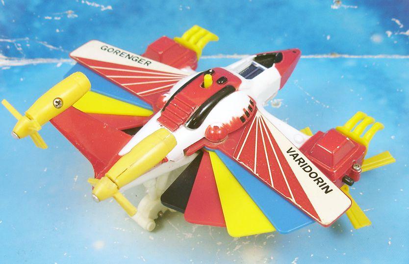 GoRanger - Shogun Action Vehicles Mattel - Varidorin Vertilift PA-74 (loose)