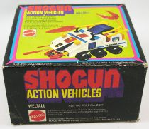 GoRanger - Shogun Action Vehicles Mattel - Welltall Varitank (Mint in box)