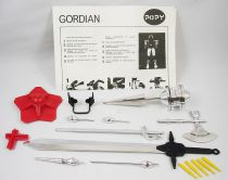 Gordian - Bandai Godaikin Popy - Gordian DX set (loose)