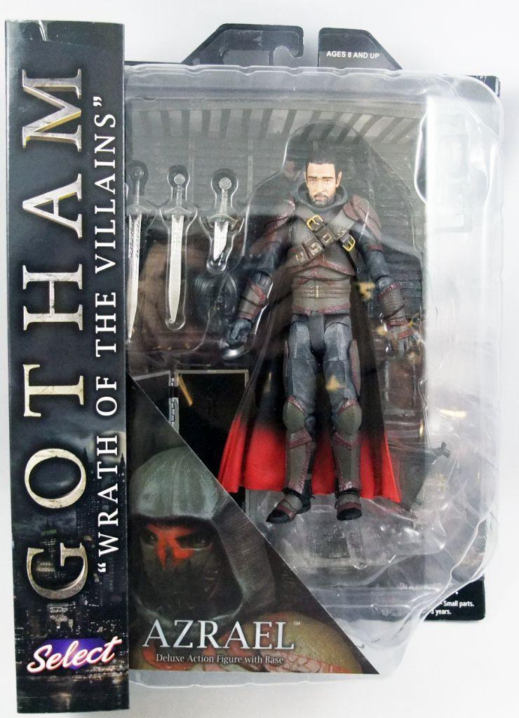 Gotham - Azrael - Diamond Select Deluxe Action-Figure