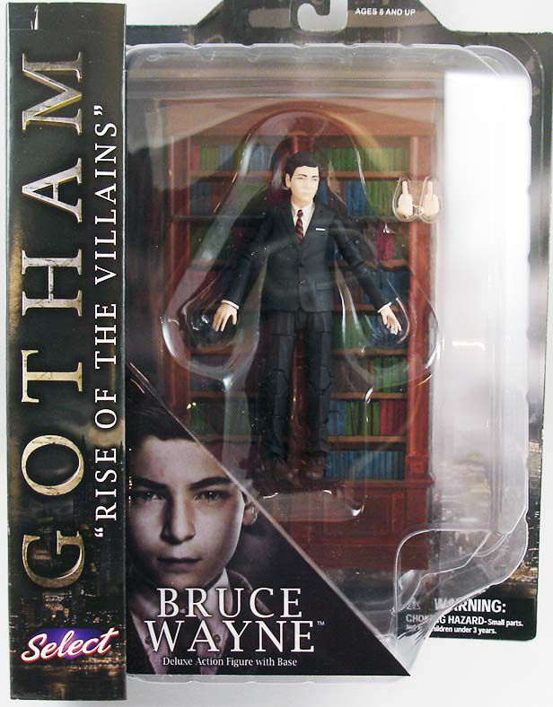 Gotham - Bruce Wayne - Action-figure Diamond Select
