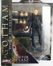 Gotham - Victor Zsasz - Action-figure Diamond Select