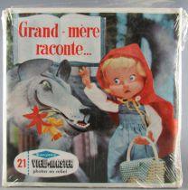Grand Mère Raconte... - Pochette de 3 Disques View-Master 3D
