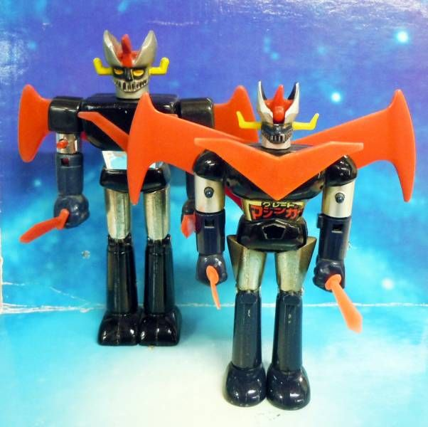 Great Mazinger - Bootleg Shogun Warriors - Great Mazinger (Loose)