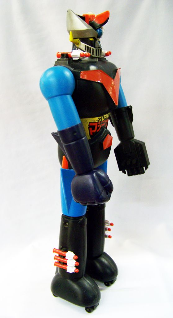 Great Mazinger - Mattel Shogun Warriors - Great Mazinger 2ème édition Jumbo Machineder (loose) 02