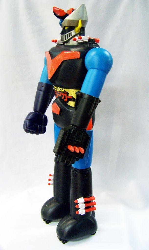 Great Mazinger - Mattel Shogun Warriors - Great Mazinger 2ème édition Jumbo Machineder (loose) 03