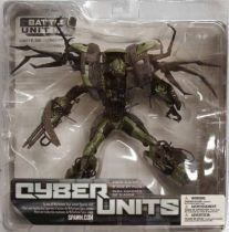 Green Battle Unit 001