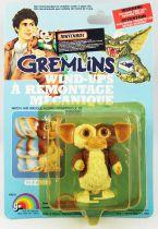 Gremlins - LJN 1984 - Gizmo wind-up (mint on card)