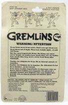 Gremlins - LJN 1984 - Stripe Figurine Flexible (sous blister)