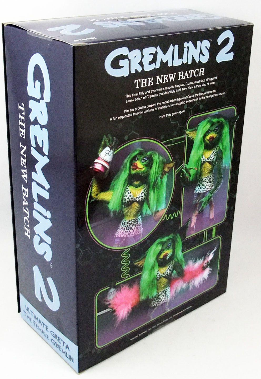 """Gremlins - Neca Reel Toys - \""""Ultimate\"""" Greta the Female Gremlin"""