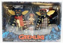 Gremlins - Neca Reel Toys Deluxe - Christmas Carol Winter Scene 2-Pack