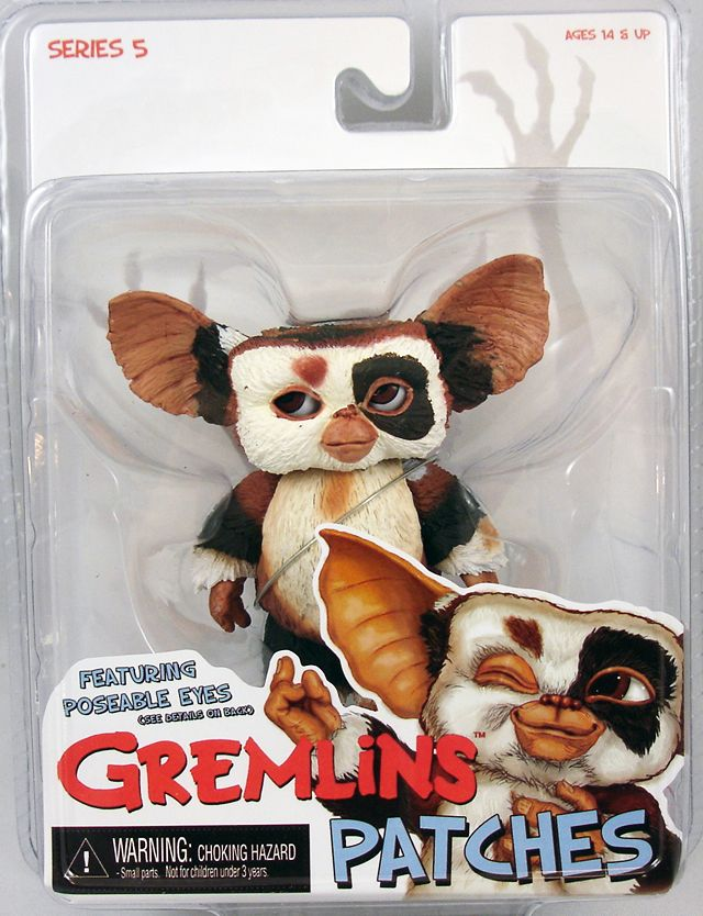 Gremlins - Neca Reel Toys Series 5 - Patches (Mogwai)