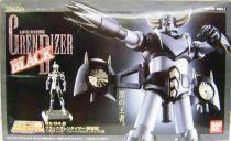 Grendizer - Bandai Soul of Chogokin - Grendizer and Double Spazer set GX-04B (Black Version)