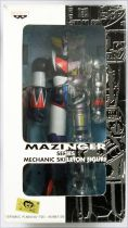 Grendizer - Banpresto - Mechanic Skeleton Figure
