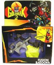 Grendizer - Ceji Arbois - Fusion Bazooka