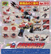 Grendizer - CM\'s Brave Gokin - Grendizer with Spazer and TFO