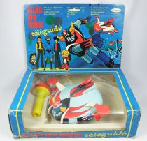 Grendizer - Cosmec - Flying Saucer wire-guided toy