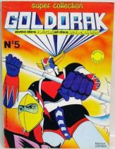 Grendizer - Difunat Tele-Guide Editions - Grendizer Super Collection n°5