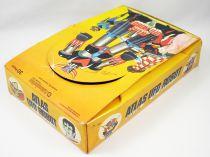 Grendizer- -Fabianplastica Grendizer PVC figure store display box