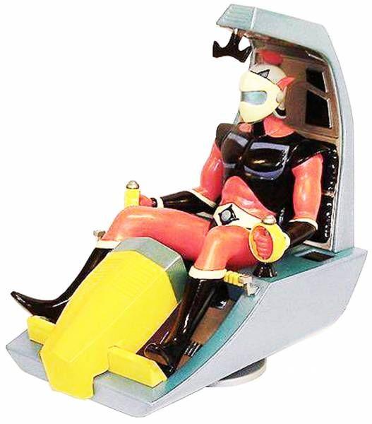 Grendizer - High Dream - Duke Fleed Cockpit