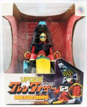 Grendizer - High Dream - Duke Fleed Cockpit