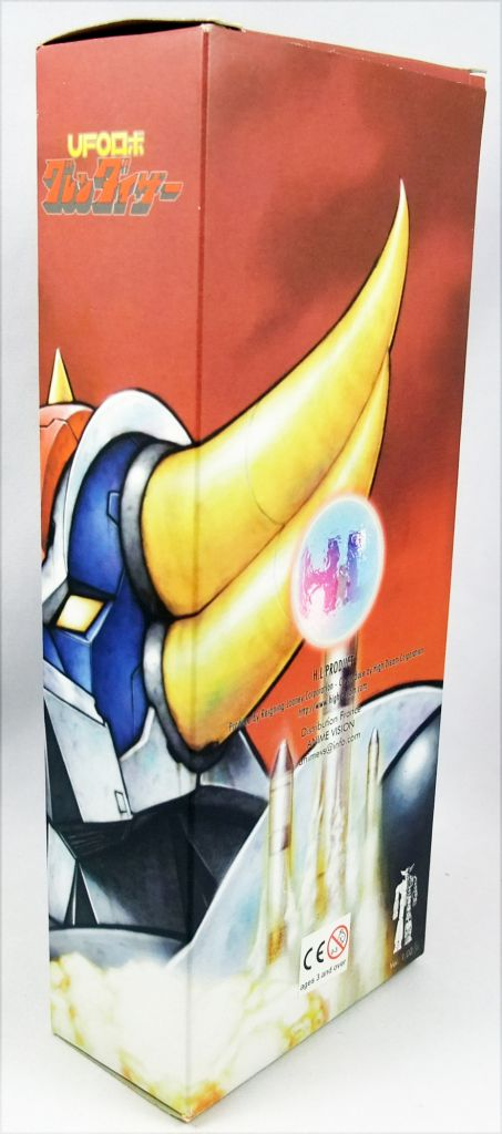 Grendizer - High Dream - Maria Fleed