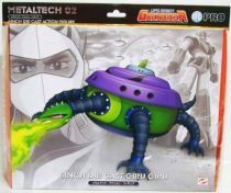 Grendizer - Metaltech 02 - Giru Giru Diecast figure - High Dream