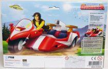 Grendizer - Metaltech 03 - Duke Buggy die-cast vehicle - High Dream