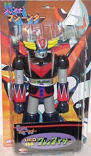 Grendizer - Popy - 10\\\'\\\' Mini-jumbo Machineder