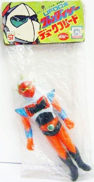 Grendizer - Popy - Duke Fleed Vinyl figure (in baggie)