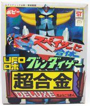 Grendizer - Popy Japan - DX Grendizer & Spazer (3rd version)