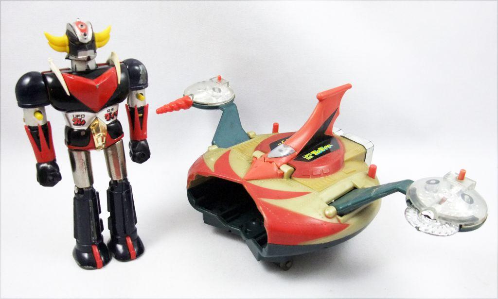 Grendizer - Popy Mattel Europe - Grendizer DX Flying Saucer (loose)