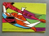 Grendizer - Small vintage cardboard (model B)